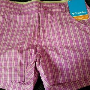 Girls Columbia Shorts